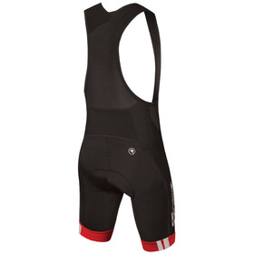 Endura FS260-Pro 600 Series Bibshorts Men red